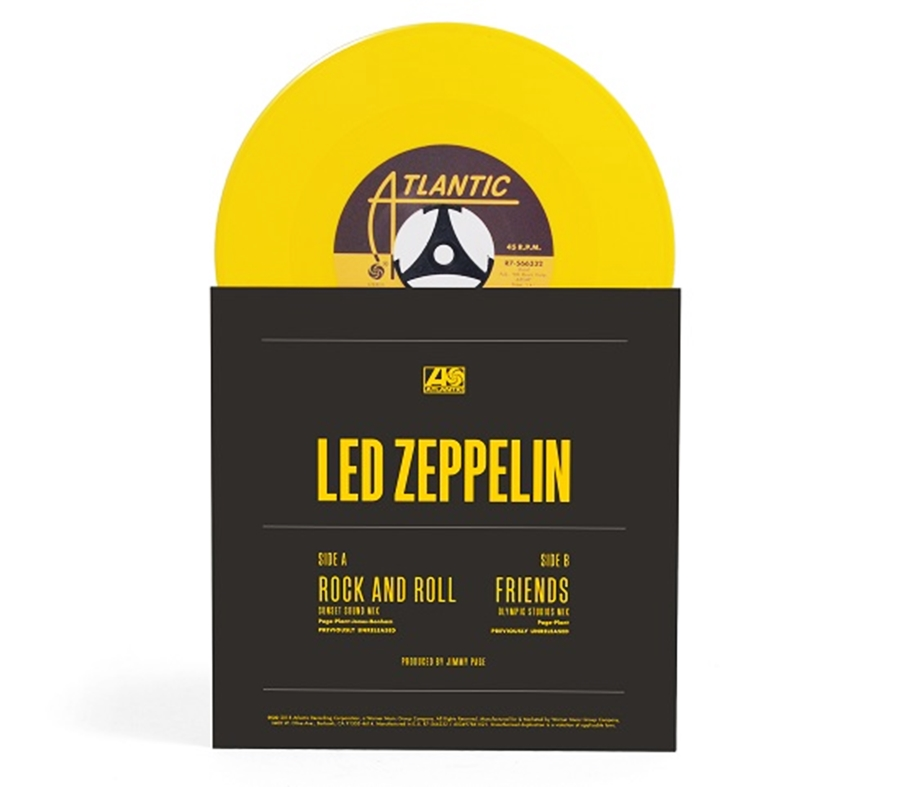 led zeppelin disco