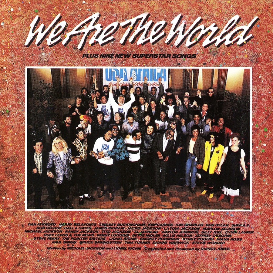 we are the world cd